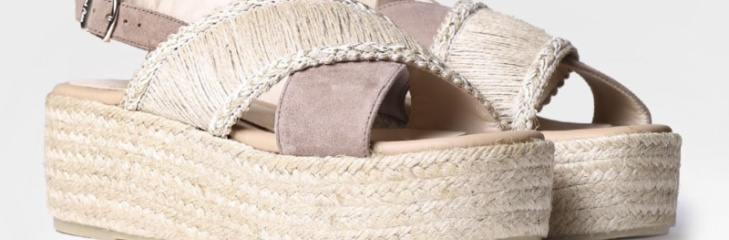 Espadrilles for the good weather